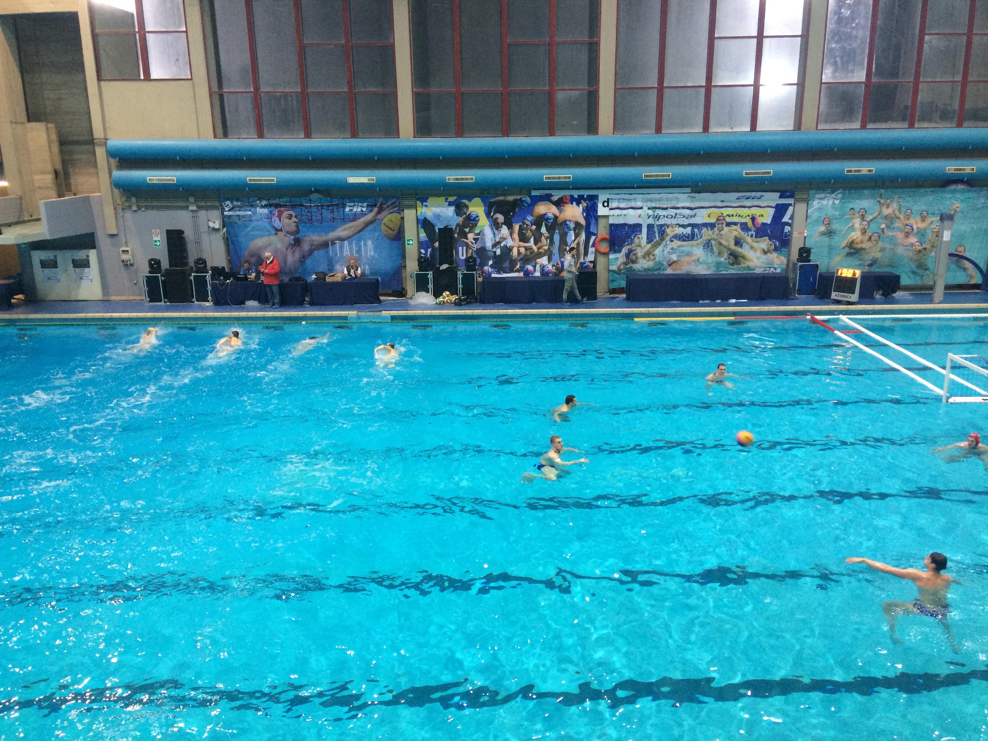 Marzo mese del nuoto alla piscina comunale di palermo - Nuoto in piscina ...